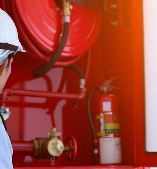 Segurança contra incêndios